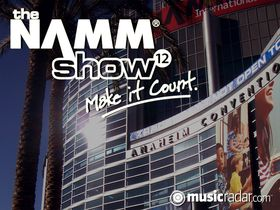 NAMM 2012: News and video live from the show floor