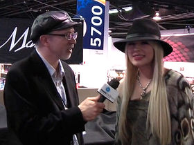 NAMM 2012 VIDEO: Orianthi interview