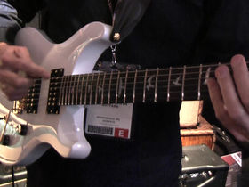 NAMM 2012 VIDEO: PRS Guitars P22 and Dave Navarro SE signature model