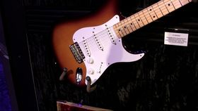 NAMM 2014 video: Fender 1954 Pure Vintage Strat