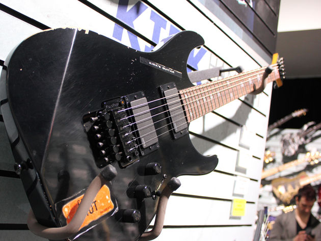 Kirk Hammet KH-2 Vintage