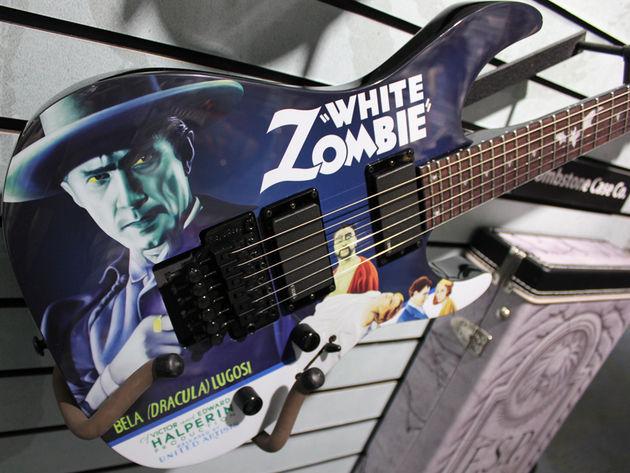 Kirk Hammett White Zombie