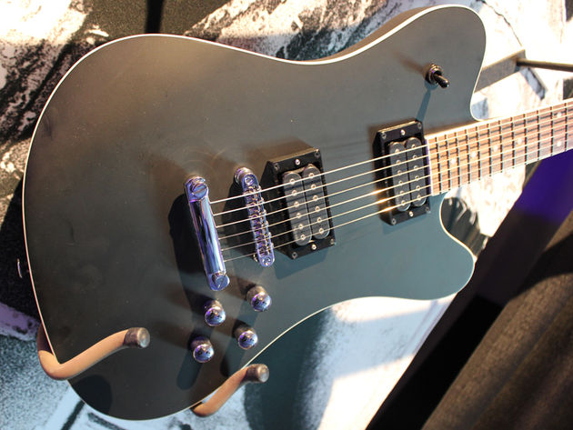 Mark Morton DX2 X-Series in Satin Black