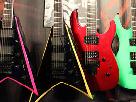 NAMM 2014: Jackson Guitars electrics in pictures
