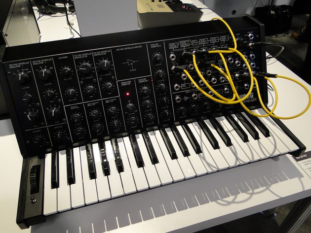 Hands-on with the Korg MS-20 Kit