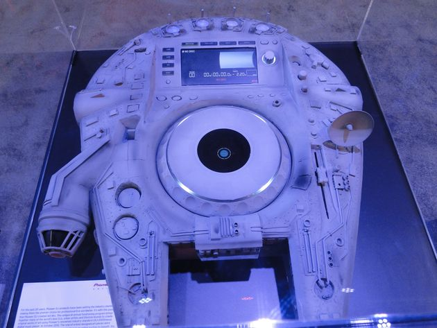 DJ gear at NAMM 2014