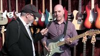 NAMM 2014 video: Fender American Deluxe Strat Plus