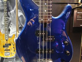 NAMM 2014: Yamaha booth in pictures - basses