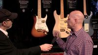 NAMM 2014 video: Fender 60th Anniversary Commemorative Strat