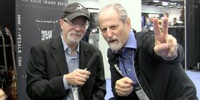 NAMM 2014: Eddie Kramer introduces his new signature F-Pedal effects