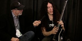 NAMM 2014 video: Marty Friedman talks upcoming album and new PRS signature