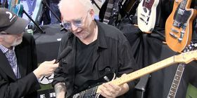 NAMM 2014 video: Reeves Gabrels on his signature Reverend guitars