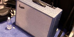NAMM 2014 VIDEO: Supro Amplifiers introduced and demoed