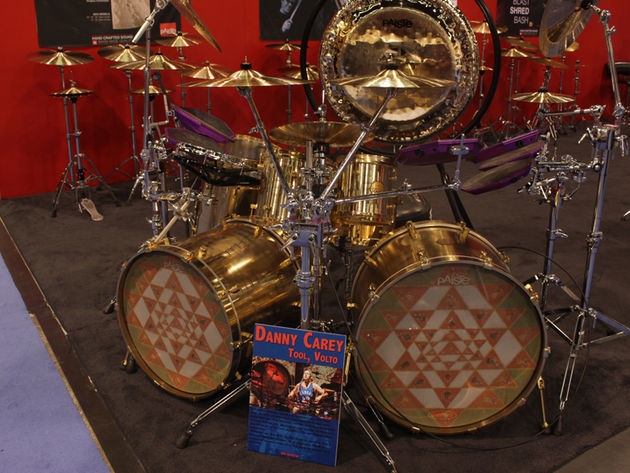 Drum kits of the stars!