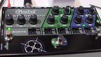 NAMM 2014 VIDEO: Radial Engineering Bassbone OD