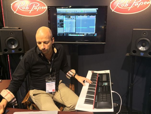 Has anyone seen Rob Papen?