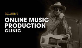 Berklee Online: online music production clinic with Don Was