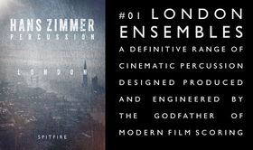 Spitfire Audio Hans Zimmer Percussion