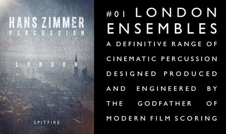 Spitfire Audio Hans Zimmer Percussion #1: London Ensembles