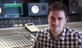 Charlie Hugall on creating fearless studio vibes