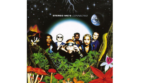 Stereo mc's connected cover