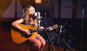 Zella day recording at wax ltd.