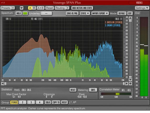 L'analyseur de spectre
