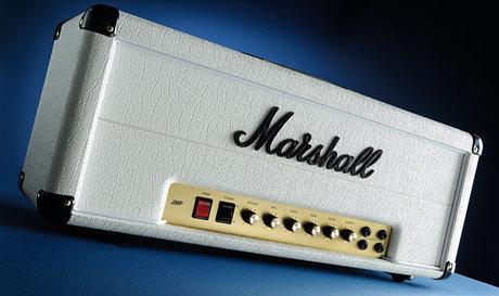 Marshall plexi head